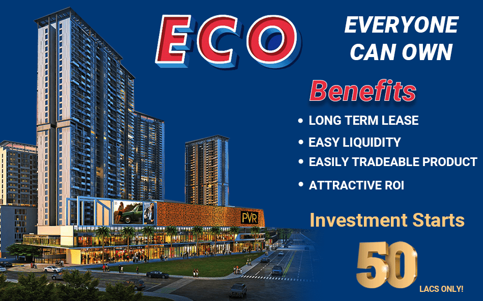ECO Offers By M3M Gurgaon