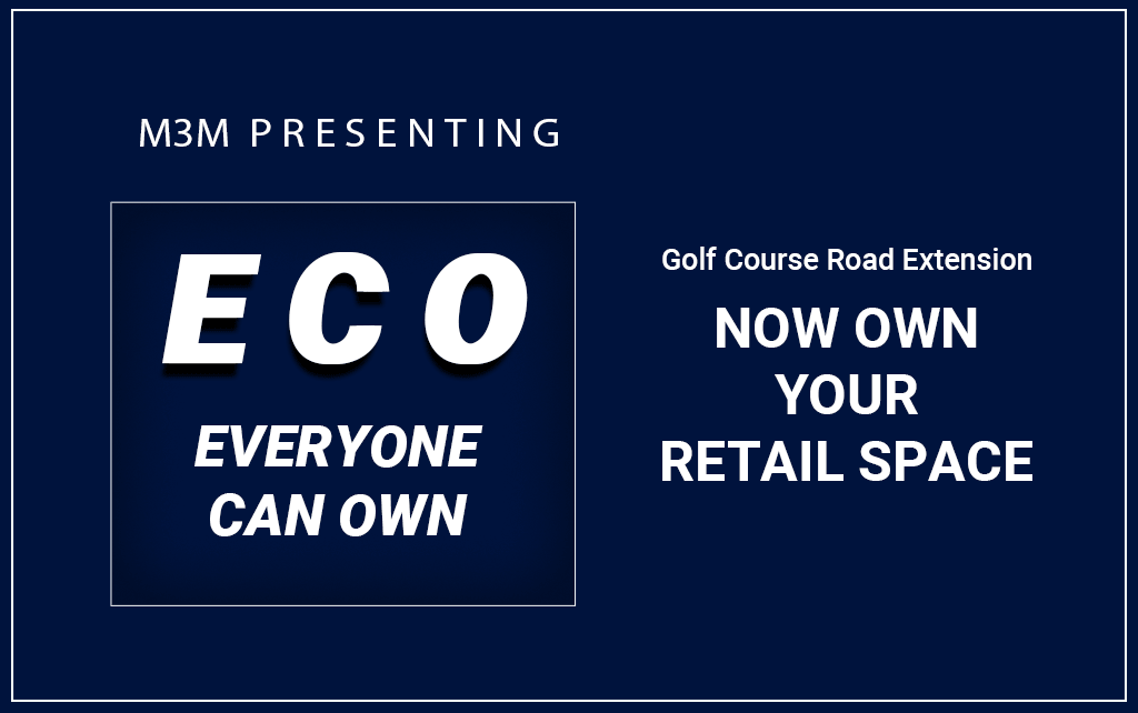 ECO Offer By M3M